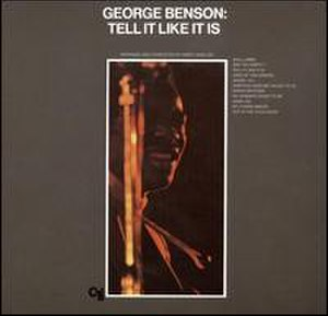 Tell It Like It Is (George Benson album) - Image: Tell It Like It Is (George Benson album)