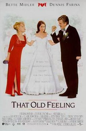 That Old Feeling (film) - Theatrical release poster