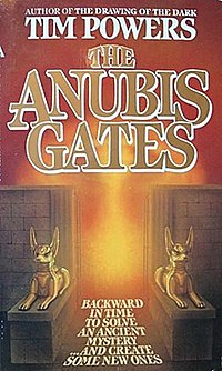 Le porte di Anubis Tim Powers Anubis Gates steampunk