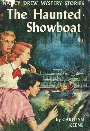The Haunted Showboat - First edition