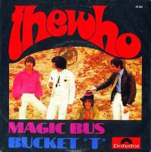 Magic Bus (song) - Image: The Who Magic Bus