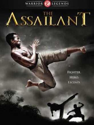 The Assailant - DVD release cover
