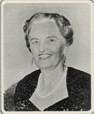Irene Curzon, 2nd Baroness Ravensdale - The Baroness Ravensdale