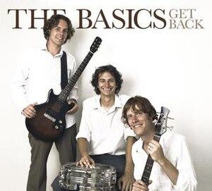 Get Back (Basics album) - Image: The Basics Get Back (2003) Revised Album Art
