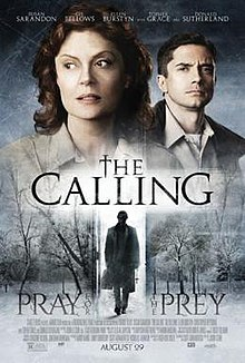 The Calling (2014 film) poster.jpg