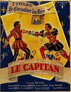 <i>The Captain</i> (1946 film) 1946 film by Robert Vernay