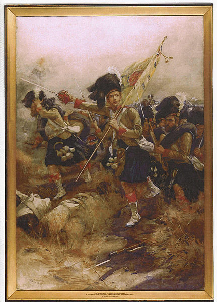 File:The Charge of the 93rd Sutherland Highlanders, Indian Mutiny Nov 1857.jpg