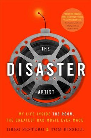 The Disaster Artist - Front cover of first edition