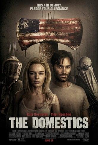 The Domestics - Image: The Domestics poster
