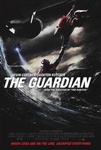 The Guardian (2006 film) - Theatrical release poster
