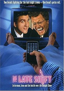 <i>The Late Shift</i> (film) 1996 American television film directed by Betty Thomas