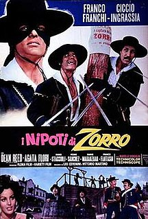 <i>The Nephews of Zorro</i>