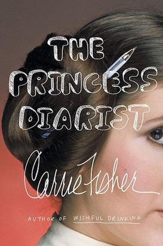 The Princess Diarist - Image: The Princess Diarist cover