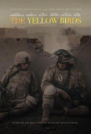 The Yellow Birds (film) - Film poster