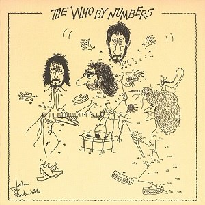 The Who by Numbers - Image: The who by numbers cover