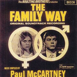 The Family Way (soundtrack) - Image: Thefamilyway 1967