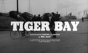 Tiger Bay (1959 film) - Image: Tiger Bay 1959