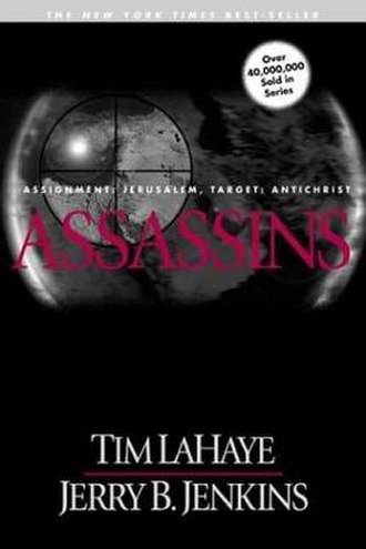 Assassins (LaHaye novel) - Reissue edition cover using first edition artwork