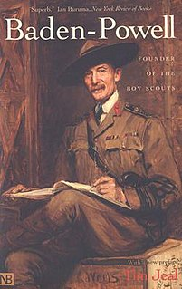<i>Baden-Powell</i> (book) book by Tim Jeal