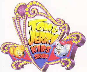 Tom & Jerry Kids - Image: Tom&Jerry Kids Show Logo