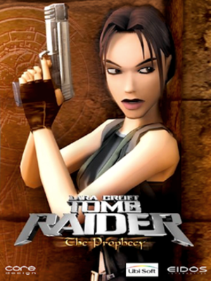 Tomb Raider: The Prophecy - Image: Tomb Raider The Prophecy
