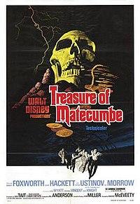 Disney's The Treasure of Matecumbe