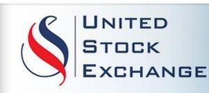 United Stock Exchange of India - USE Logo