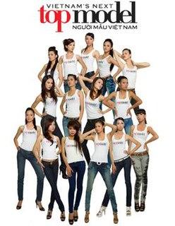 <i>Vietnams Next Top Model</i> (season 1) season of television series