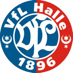 VfL Halle 1896 - Image: Vf L Halle