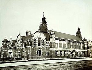 University of East London - West Ham Technical Institute (November 1898)