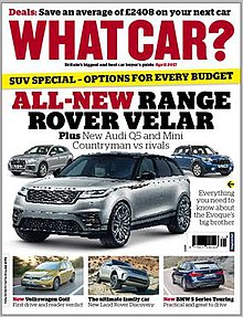 What Car? magazine July 2001.jpg