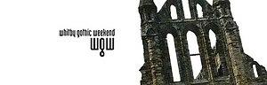 Whitby Goth Weekend - Image: Whitbygothic