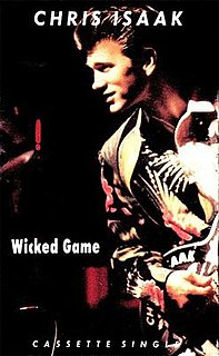 Wicked Game Chris Isaak song