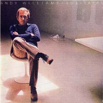 Solitaire (Andy Williams album) - Image: Williams Solitaire