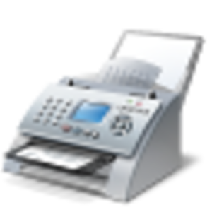 Windows Fax and Scan - Image: Windows Fax and Scan Icon