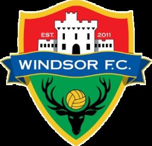 Windsor F.C. - Image: Windsor F.C. logo