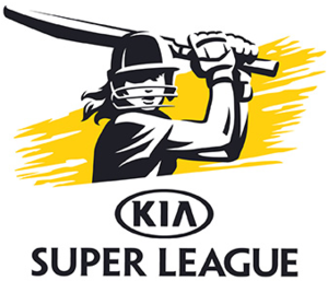 Women's Cricket Super League - Image: Women's Cricket Super League logo