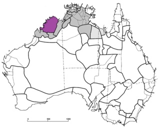 Ngarinyin language Aboriginal Australian language of northern Western Australia