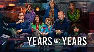 <i>Years and Years</i> (TV series) British television series