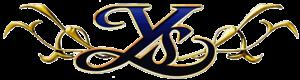 Ys (series) - Image: Ys logo