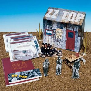 Chrome, Smoke & BBQ - Image: ZZ Top Chrome, Smoke & BBQ Limited Edition
