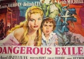 <i>Dangerous Exile</i> 1957 English film