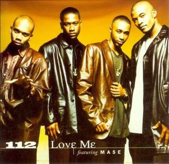 Love Me (112 song) - Image: 112 Love Me