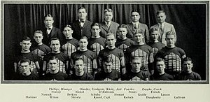 1926 Illinois Fighting Illini football team - Image: 1926 Illinois Fighting Illini football team