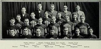1926 Illinois Fighting Illini football team - Image: 1926 Illinois Fighting Illini football team