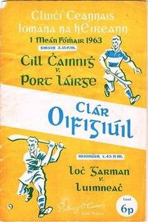 1963 All-Ireland Senior Hurling Championship Final
