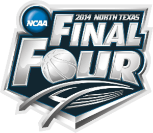 2014 NCAA Division I Men's Basketball Tournament - 2014 Final Four logo