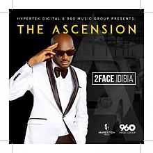 2face Idibia - The Ascension album cover.jpg