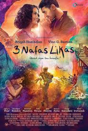 3 Nafas Likas - Movie poster