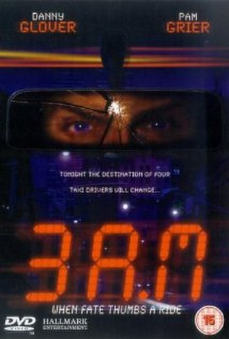 3 A.M. (2001 film) - Image: 3 am film poster